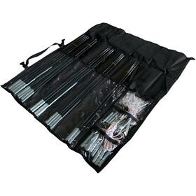 High Peak Fibreglass Repair Kit, black